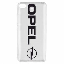 Чехол для Xiaomi Mi 5s Opel Logo