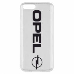 Чехол для Xiaomi Mi6 Opel Logo