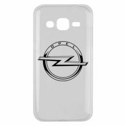 Чохол для Samsung J2 2015 Opel logo