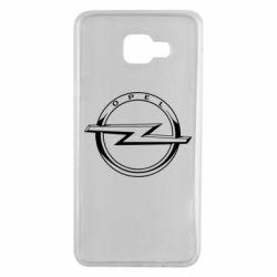 Чохол для Samsung A7 2016 Opel logo