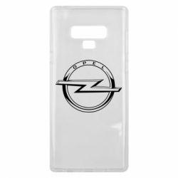 Чохол для Samsung Note 9 Opel logo