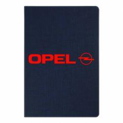 Блокнот А5 Opel Logo