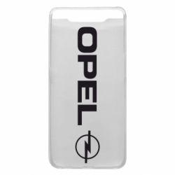 Чехол для Samsung A80 Opel Logo
