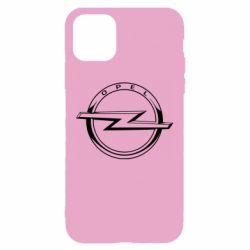 Чохол для iPhone 11 Opel logo