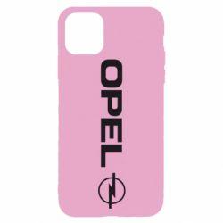 Чехол для iPhone 11 Pro Max Opel Logo