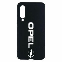 Чехол для Xiaomi Mi9 SE Opel Logo