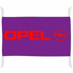 Флаг Opel Logo