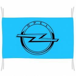 Прапор Opel logo