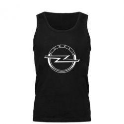 Майка чоловіча Opel logo