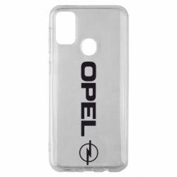 Чехол для Samsung M30s Opel Logo