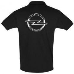 Футболка Поло Opel logo