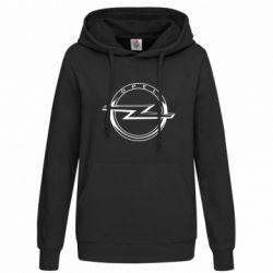 Толстовка жіноча Opel logo