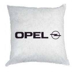 Подушка Opel Logo