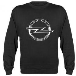 Реглан (світшот) Opel logo