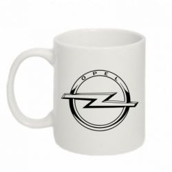Кружка 320ml Opel logo
