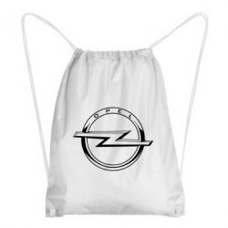 Рюкзак-мішок Opel logo