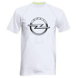 Чоловіча спортивна футболка Opel logo