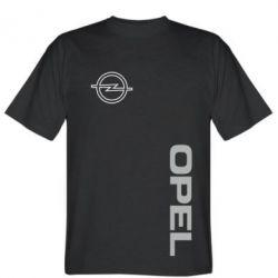 Мужская футболка Опель - FatLine