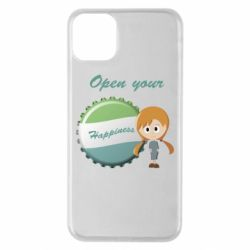 Чохол для iPhone 11 Pro Max Open your