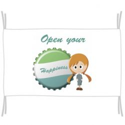 Прапор Open your