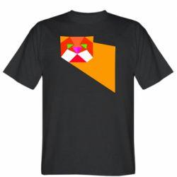 Чоловіча футболка Оrange cat