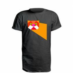 Подовжена футболка Оrange cat
