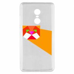 Чохол для Xiaomi Redmi Note 4x Оrange cat