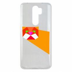 Чохол для Xiaomi Redmi Note 8 Pro Оrange cat