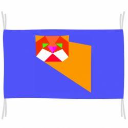 Прапор Оrange cat