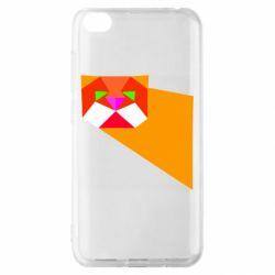 Чохол для Xiaomi Redmi Go Оrange cat