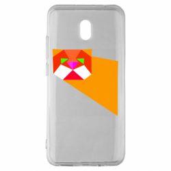 Чохол для Xiaomi Redmi 8A Оrange cat