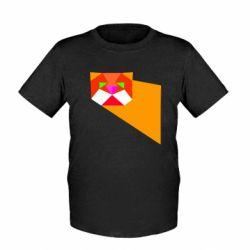 Дитяча футболка Оrange cat