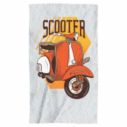Рушник Orange scooter