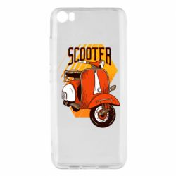 Чохол для Xiaomi Mi5/Mi5 Pro Orange scooter