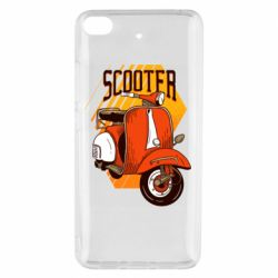 Чохол для Xiaomi Mi 5s Orange scooter