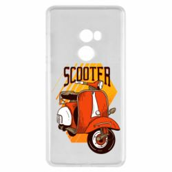 Чохол для Xiaomi Mi Mix 2 Orange scooter