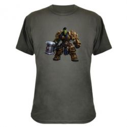Камуфляжная футболка Orc