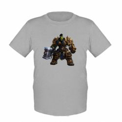 Детская футболка Orc
