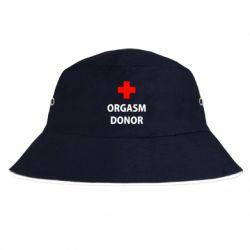 Панама Донор Оргазму