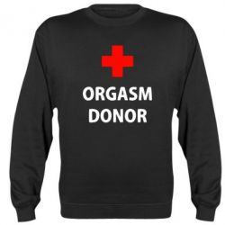 Реглан Orgasm Donor