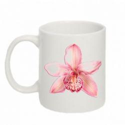 Кружка 320ml Орхидея