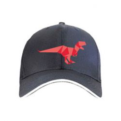 Кепка Origami dinosaur