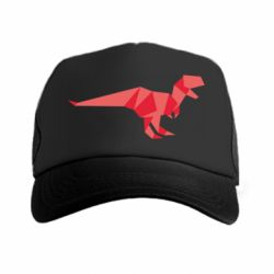 Кепка-тракер Origami dinosaur