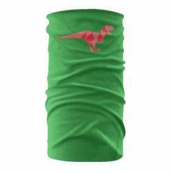 Бандана-труба Origami dinosaur