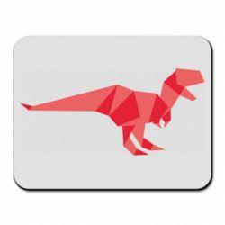 Коврик для мыши Origami dinosaur