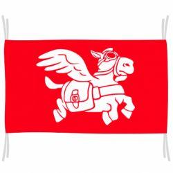 Прапор Осел-кур'єр (Dota 2)