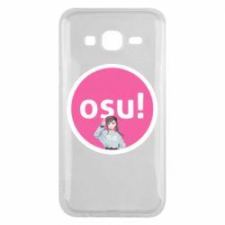 Чехол для Samsung J5 2015 Osu!