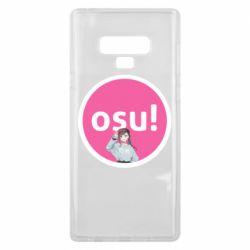 Чехол для Samsung Note 9 Osu!