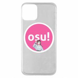 Чехол для iPhone 11 Osu!