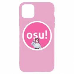 Чехол для iPhone 11 Pro Osu!